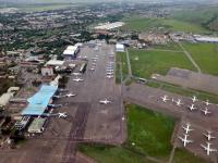 Airport Airport Almaty - (UAAA / ALA), Kazakhstan  cn: Май 19, 2020  Dmytro Ryaboshapka