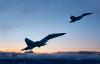 Ukraine - Air Force Sukhoi Su-27UB Off-Airport, Ukraine 75 BLUE cn:96310418207 Июль 23, 2014  Dmytryi Muravskyi