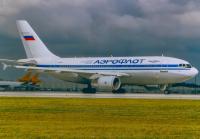 Aeroflot - Russian International Airlines Airbus A310-325ET Miami Intl - Miami - (KMIA / MIA), USA F-OGYU cn:687 Декабрь 17, 1999  Torsten Maiwald