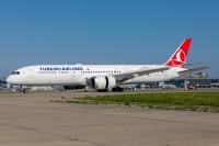 Turkish Airlines Boeing 787-9 Dreamliner Borispol - Kiev - (UKBB / KBP), Ukraine TC-LLK cn:65811 Июль 1, 2020  IhorKolesnyk