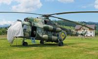 Ukraine - National Guard Mil Mi-8MSB-V Off-Airport - Verhovina, Ukraine 28 YELLOW cn: Июнь 27, 2020  Jenyk