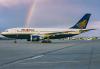 Heliopolis Airlines Airbus A310-222 Stuttgart - (EDDS / STR), Germany SU-ZCC cn:267 Апрель 5, 1998  Torsten Maiwald