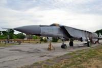 Ukraine - Air Force Mikoyan-Gurevich MiG-25PDS Poltava - (UKHL), Ukraine 98 WHITE cn:49427 Сентябрь 5, 2020  Medvedenko Oleg