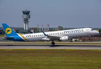 Ukraine International Airlines Embraer ERJ-190-200LR/IGW Brussels Natl - Brussels - (EBBR / BRU), Belgium UR-EMG cn:19000088 Июнь 28, 2019  Torsten Maiwald