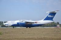 Silk Way Ilyushin Il-76TD Borispol - Kiev - (UKBB / KBP), Ukraine 4K-AZ41 cn:1093420673 Сентябрь 26, 2020  Evgeniy Lyut
