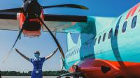 Windrose Airlines Crew - Aviation theme Borispol - Kiev - (UKBB / KBP), Ukraine  cn: Июль 4, 2020  SerhiyMishenko_photography