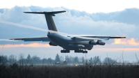 Ukraine - Air Force Ilyushin Il-76MD Vyshkiv - Lutsk, Ukraine 76655 cn:  2020  Bogdan Shkliarskiy