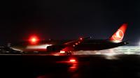 Turkish Airlines Boeing 787-9 Dreamliner Borispol - Kiev - (UKBB / KBP), Ukraine TC-LLG cn:65807/953 Январь 1, 2021  Bohdan Skotnykov