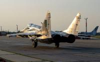Ukraine - Air Force Mikoyan-Gurevich MiG-29MU1 Withheld, Ukraine 04 WHITE cn:2960729036 Июль 2017  Vladimir Vorobyov