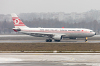 Turkish Airlines Airbus A330-203 Borispol - Kiev - (UKBB / KBP), Ukraine TC-JNC cn:742 Январь 14, 2021  IhorKolesnyk