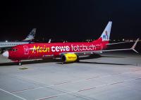 TUIfly Boeing 737-8K5 Stuttgart - (EDDS / STR), Germany D-ATUH cn:34689 Сентябрь 28, 2017  Torsten Maiwald