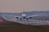 LOT - Polish Airlines Boeing 787-9 Dreamliner Danylo Halytskyi - Lviv - (UKLL / LWO), Ukraine SP-LSF cn:62172 Февраль 5, 2021  Trenin Oleksii