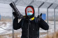 Airport Spotter - Aviation Theme Osnova - Kharkov - (UKHH / HRK), Ukraine  cn: Февраль 14, 2021  Nikita Shcherbyna