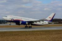 Canada - Air Force Airbus CC-150 Polaris Danylo Halytskyi - Lviv - (UKLL / LWO), Ukraine 15001 cn:446 Март 29, 2021  Trenin Oleksii