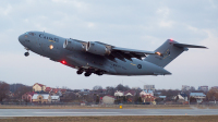 Canada - Air Force Boeing C-17A Globemaster III Danylo Halytskyi - Lviv - (UKLL / LWO), Ukraine 177705 cn:CA5 Март 25, 2021  Horbunov Iaroslav