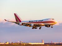 Kalitta Air Boeing 747-481F(SCD) Leipzig Halle - Leipzig - (EDDP / LEJ), Germany N402KZ cn:34017 Апрель 3, 2021  Vladimir Mikitarenko