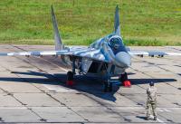 Ukraine - Air Force Mikoyan-Gurevich MiG-29MU1 Withheld, Ukraine 16 WHITE cn: Август 2021  Denys Tomenchyk